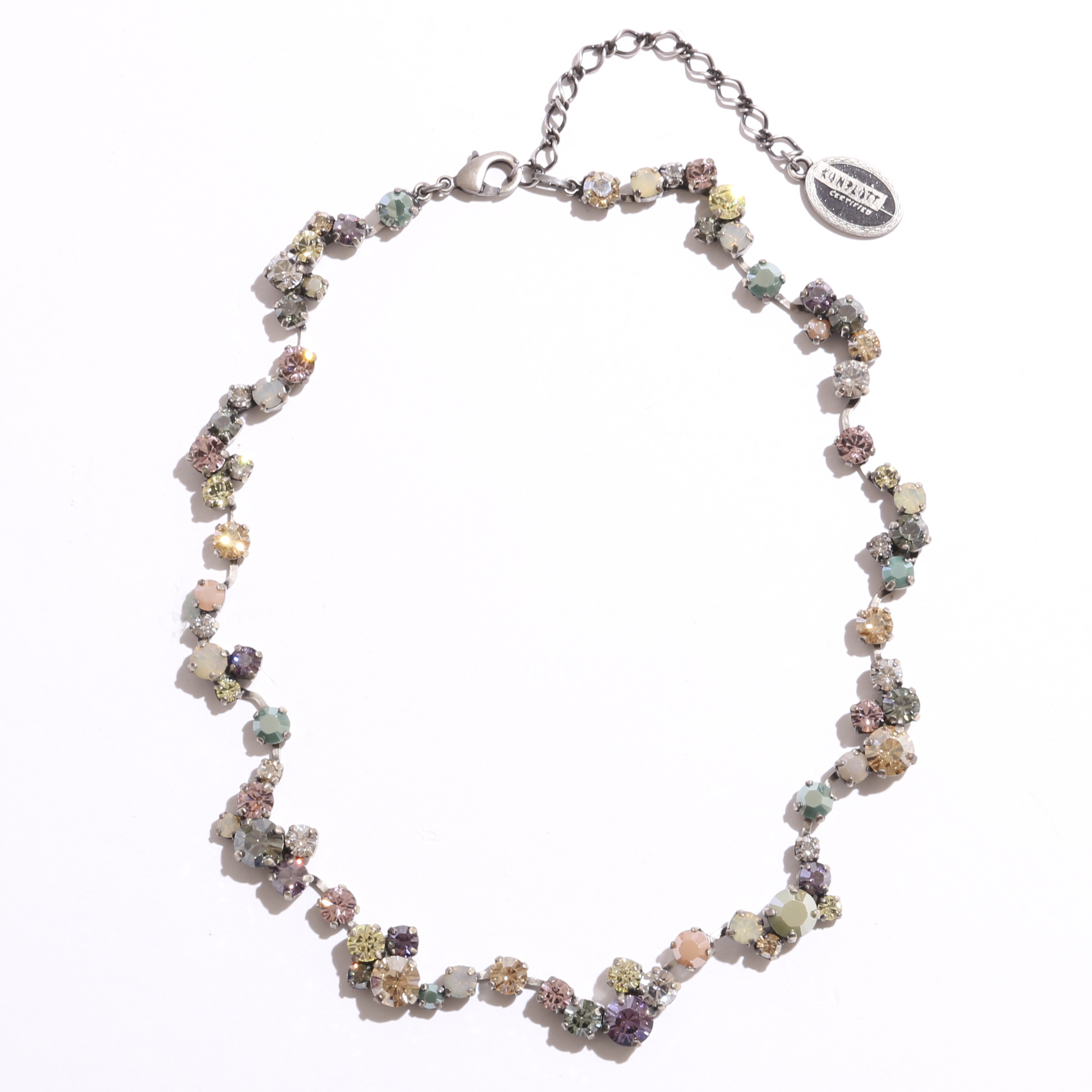 mulch color necklace