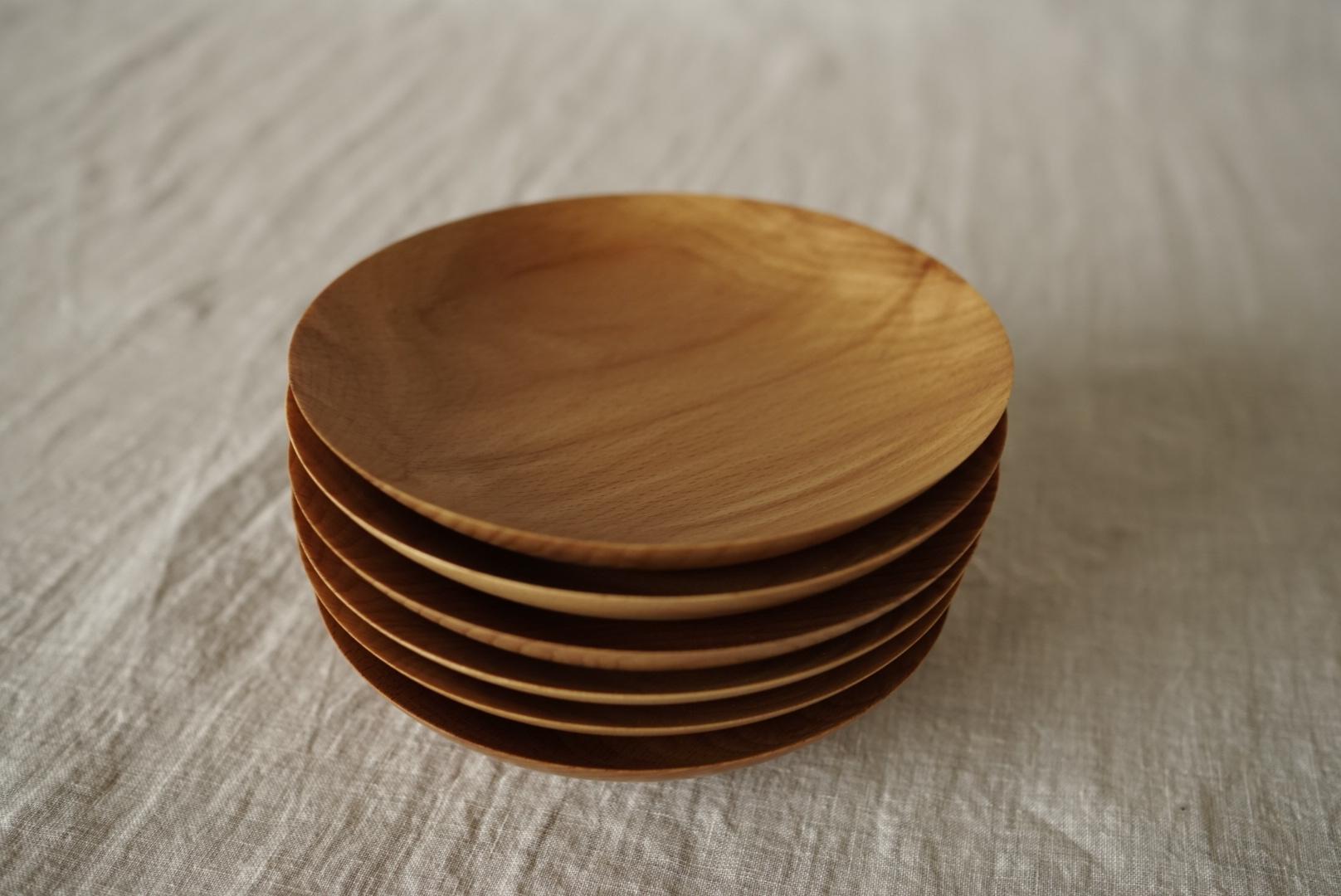 薄縁皿 15cm
