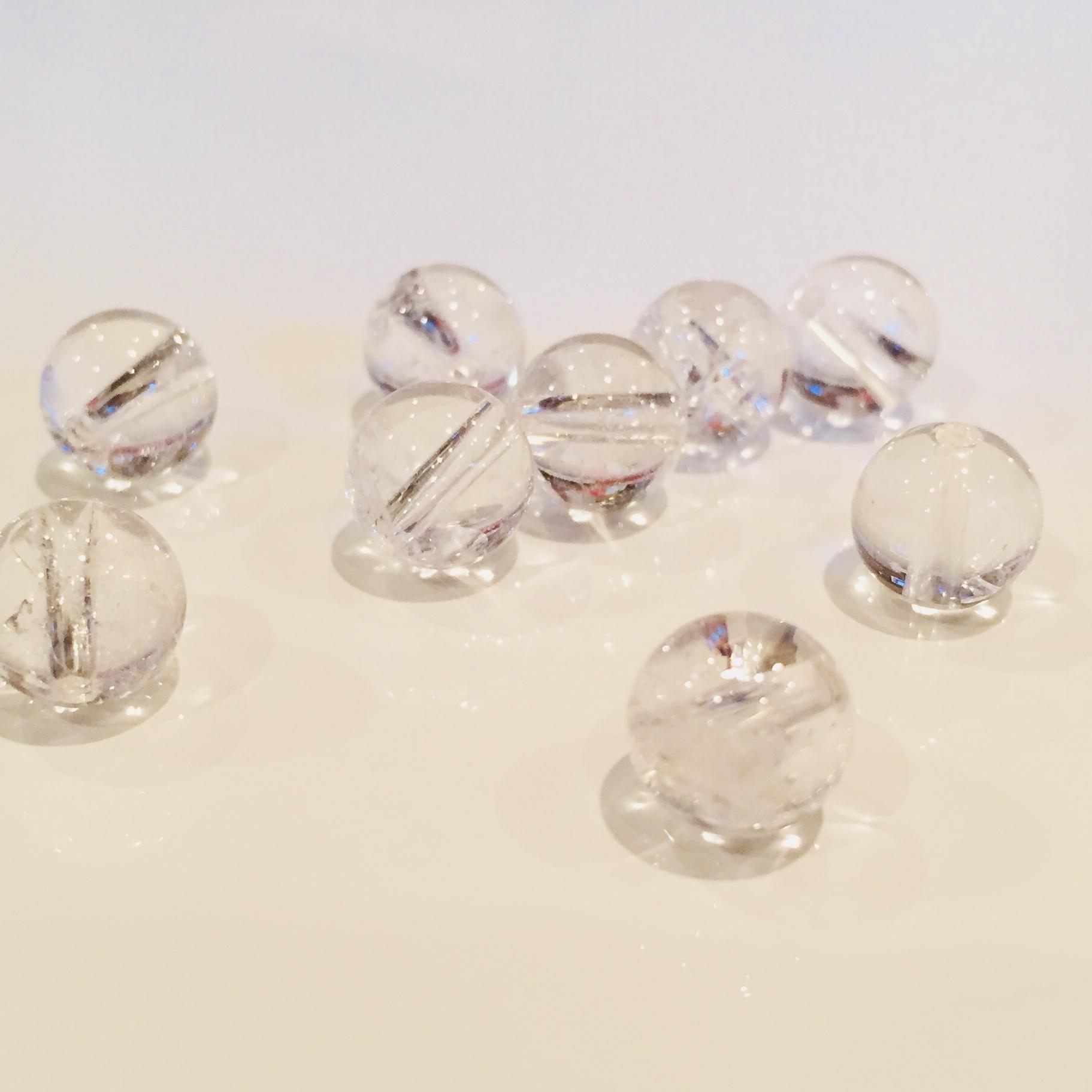 浄化の石|水晶 8mm玉