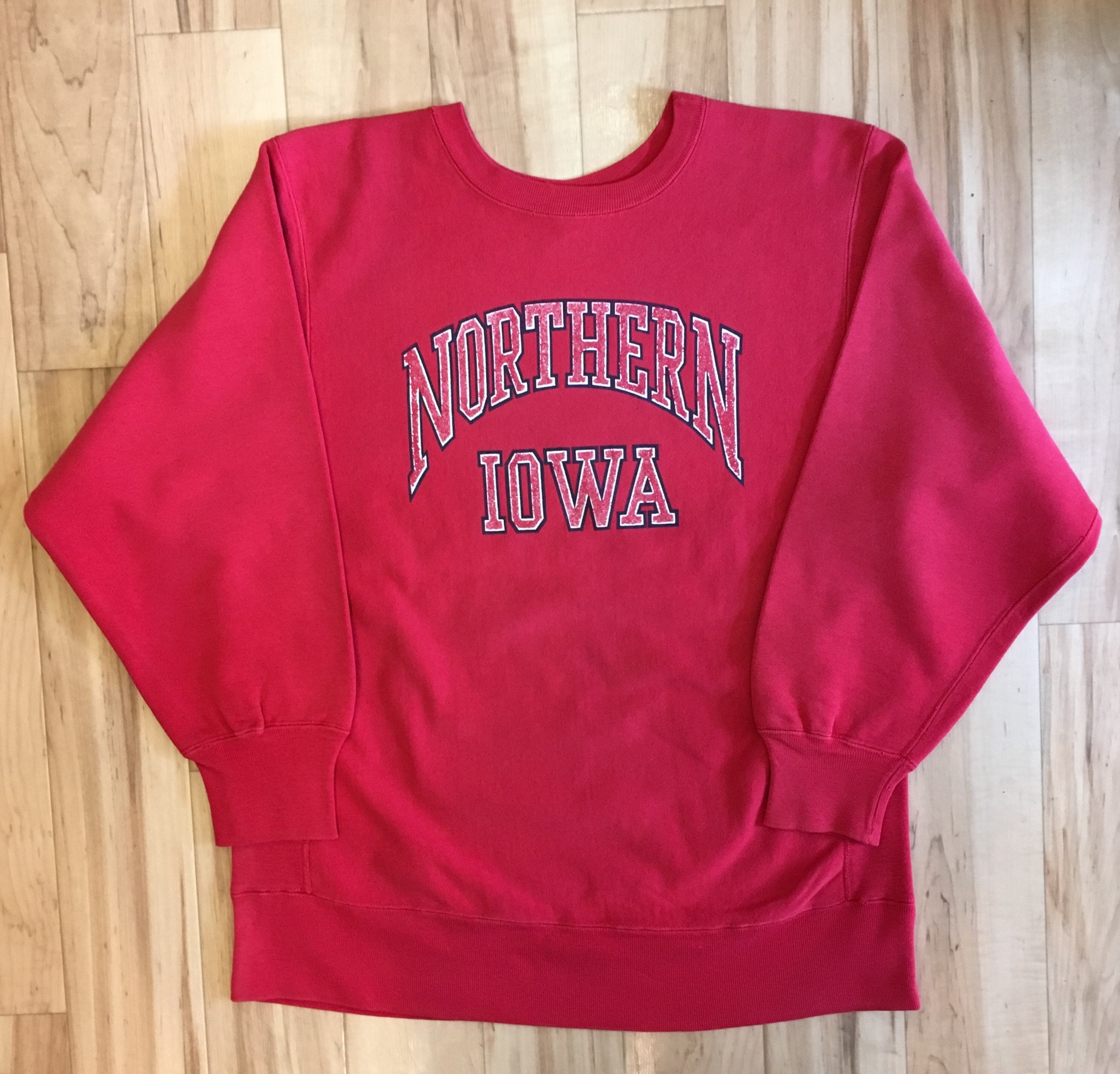 "Champion REVERSE WEAVE ""NORTHEN IOWA"""