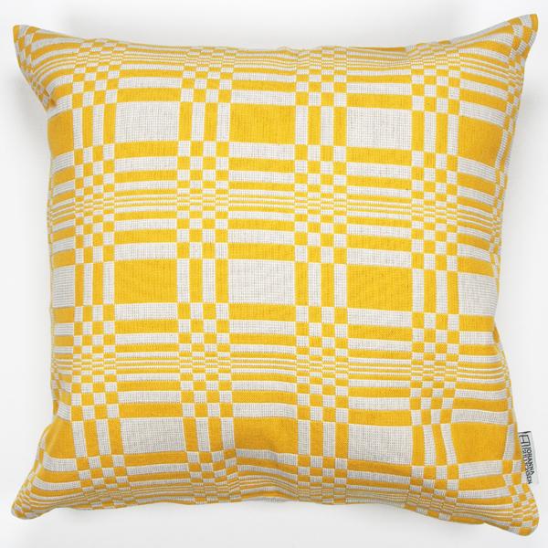 JOHANNA GULLICHSEN Zipped Cushion Cover Doris Yellow