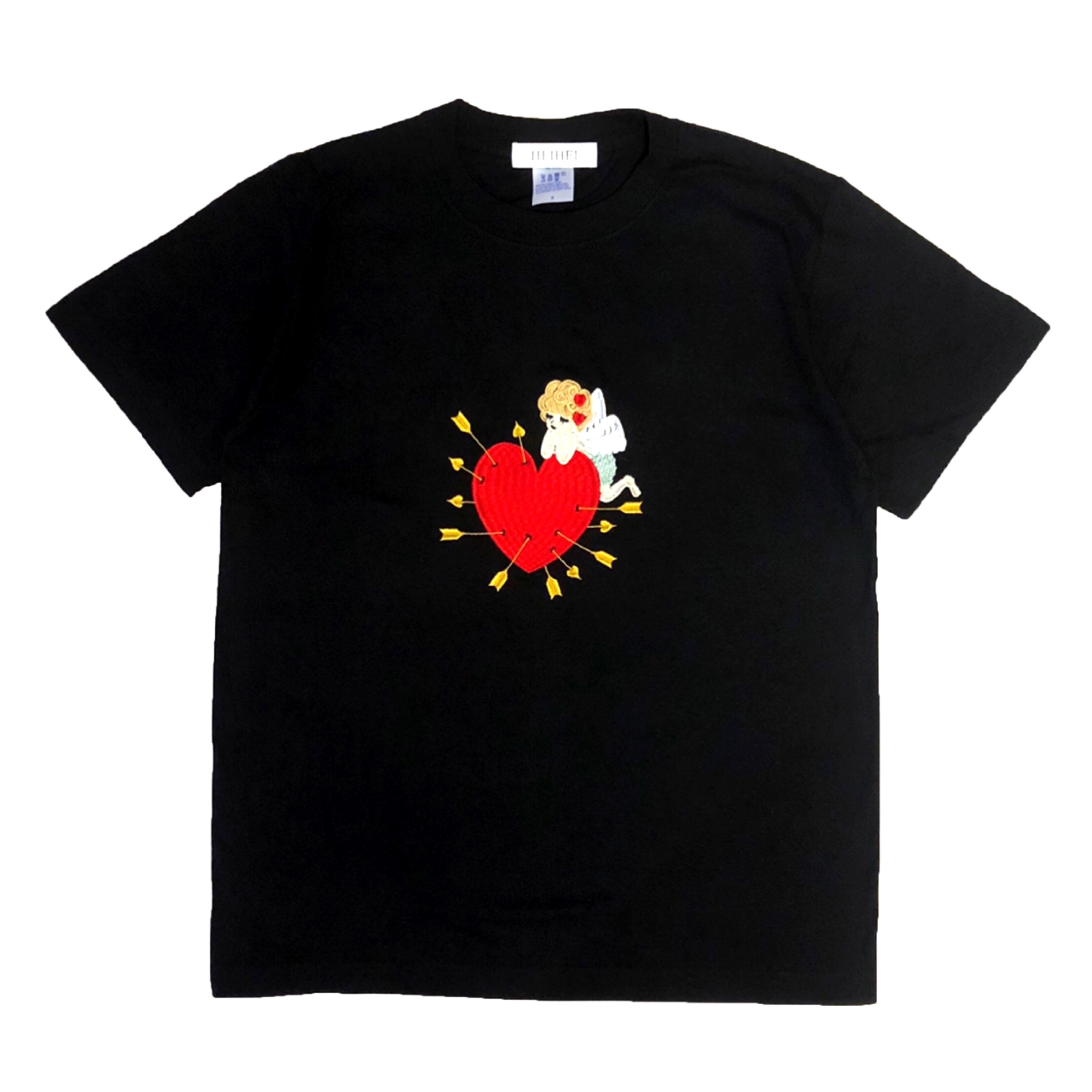 刺繍Tシャツ 天使