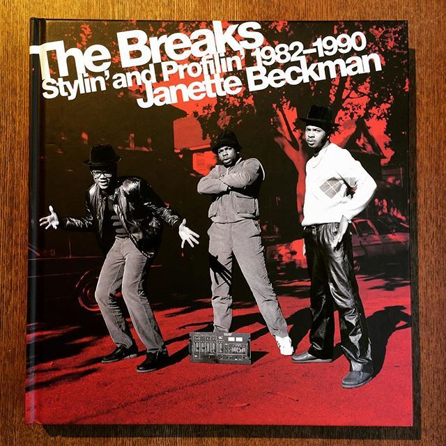 写真集「The Breaks: Stylin' and Profilin' 1982-1990/Janette Beckman」 - 画像1