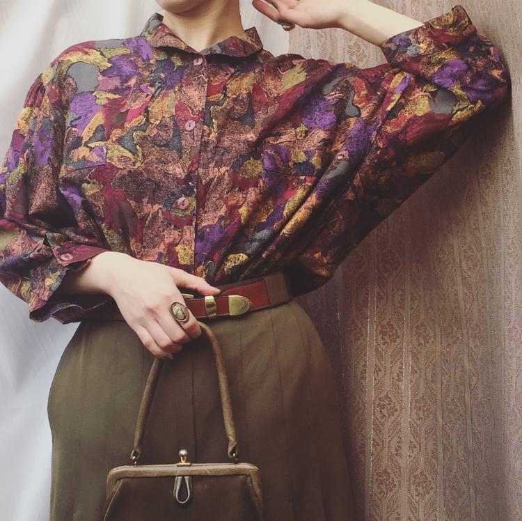 vintage design dolman shirts