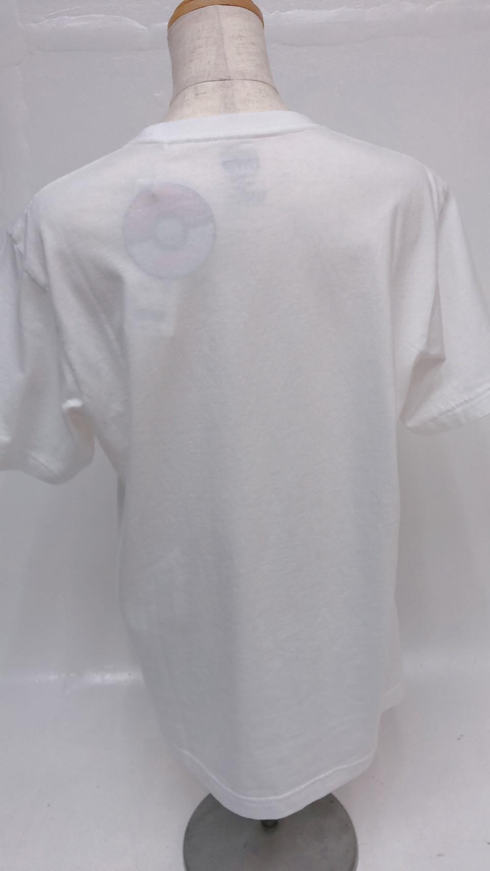 [アウトレット/未使用]ユニクロ ポケモンTシャツ