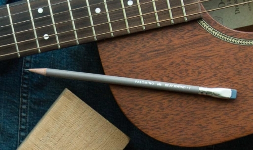 蘇った伝説の鉛筆 BLACK WING NO.1 リミテッド グレイウォッシュ+ブルーイレーサー[104097]