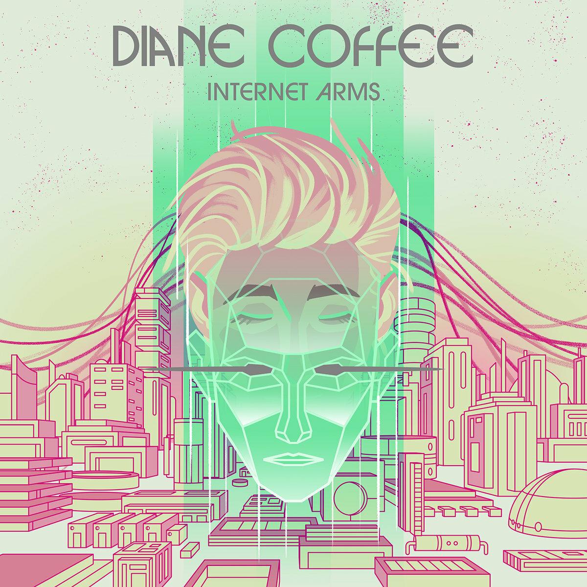 Diane Coffee / Internet Arms(LP)