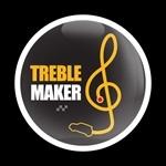 ドームバッジ(CD0512 - MINI TREBLE MAKER) - 画像1