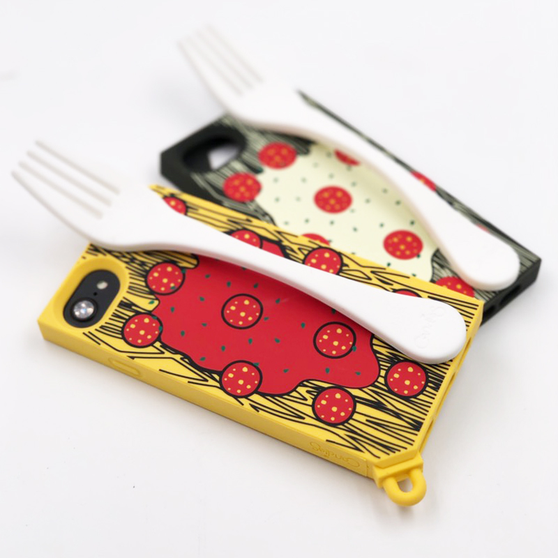 "HANDLE CASE ""SPAGHETTI"" for iPhone8/7/6s/6"