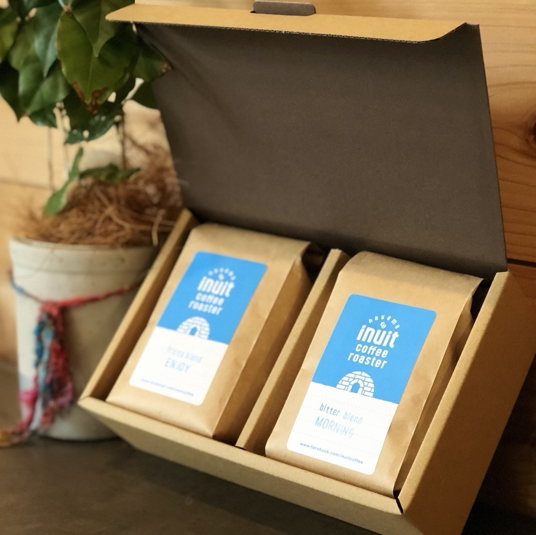 Specialty Coffee ギフトセット 200g×2種類
