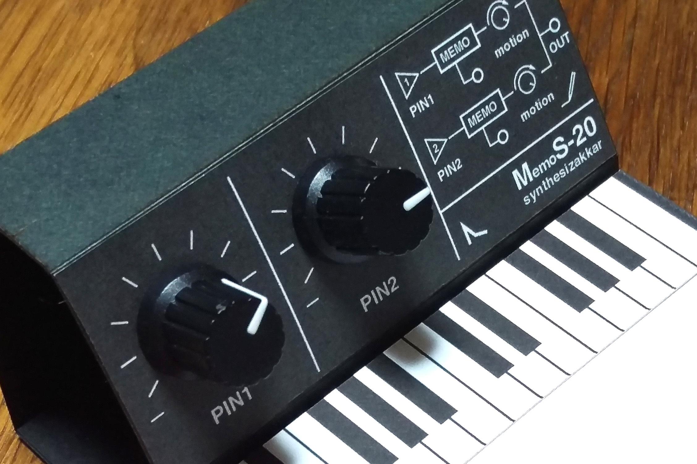 【ギフトセット】MemoS-20・CR-808・miniletter 3点セット!
