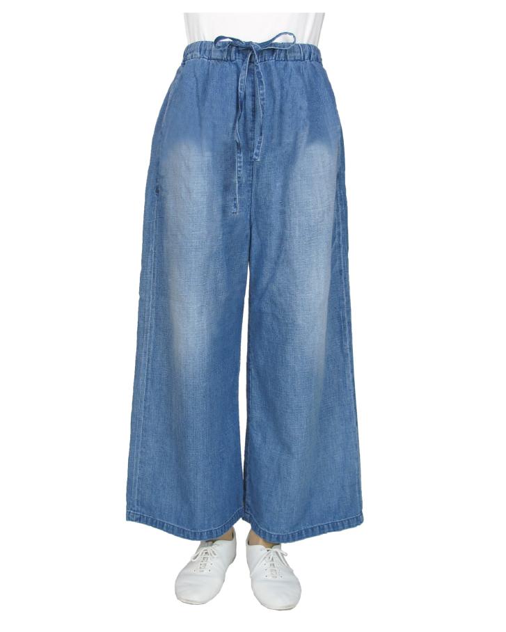 FS linen relax pants - 画像3