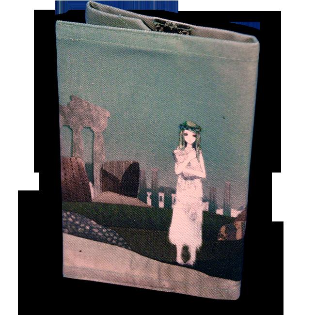 『幻実アイソーポス』ブックカバー - 画像1