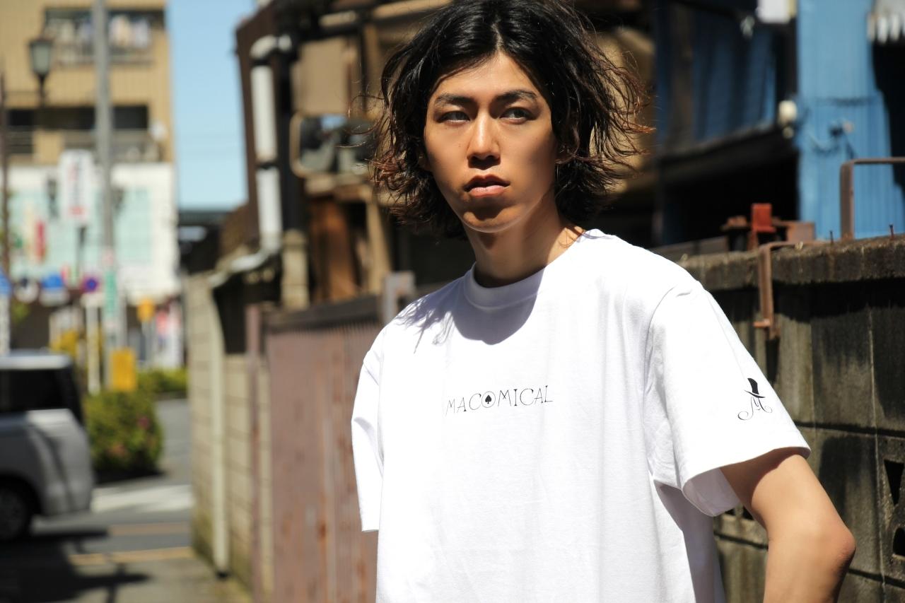 Macomical Shop限定 オリジナルTシャツ