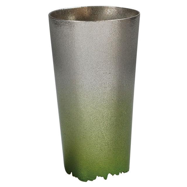 SHIKICOLORS Pale green Tumbler L