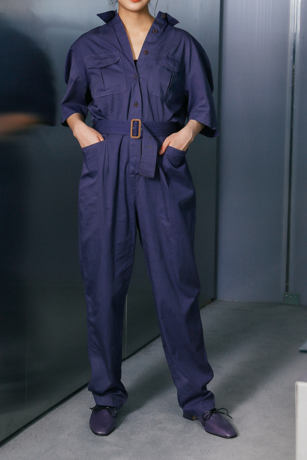 90's Henry Cotton's Jumpsuit