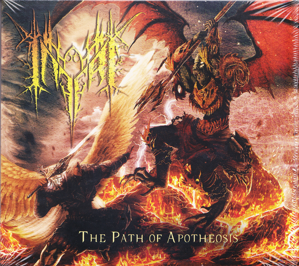 INFERI 『The Path of Apotheosis (Digi)』