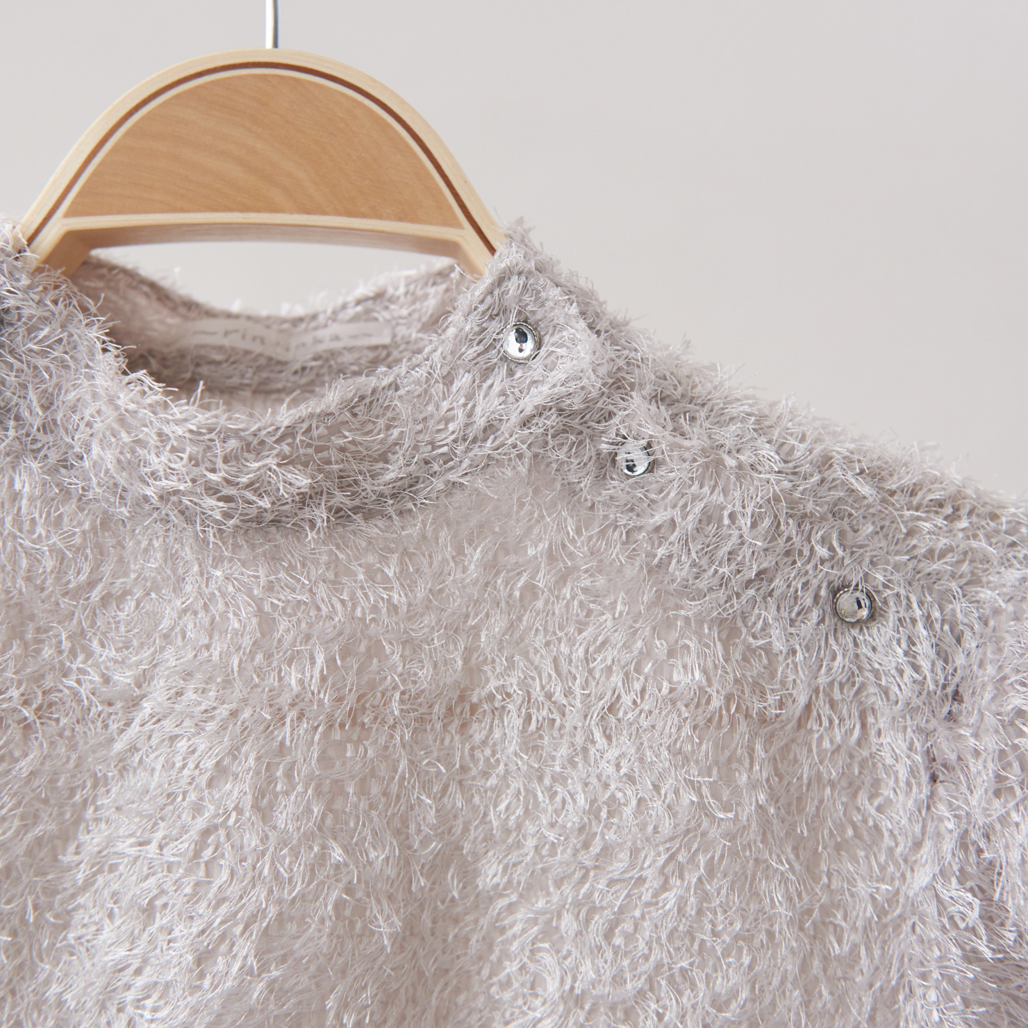 cat style mirror tops〈Chartreux・トップス〉