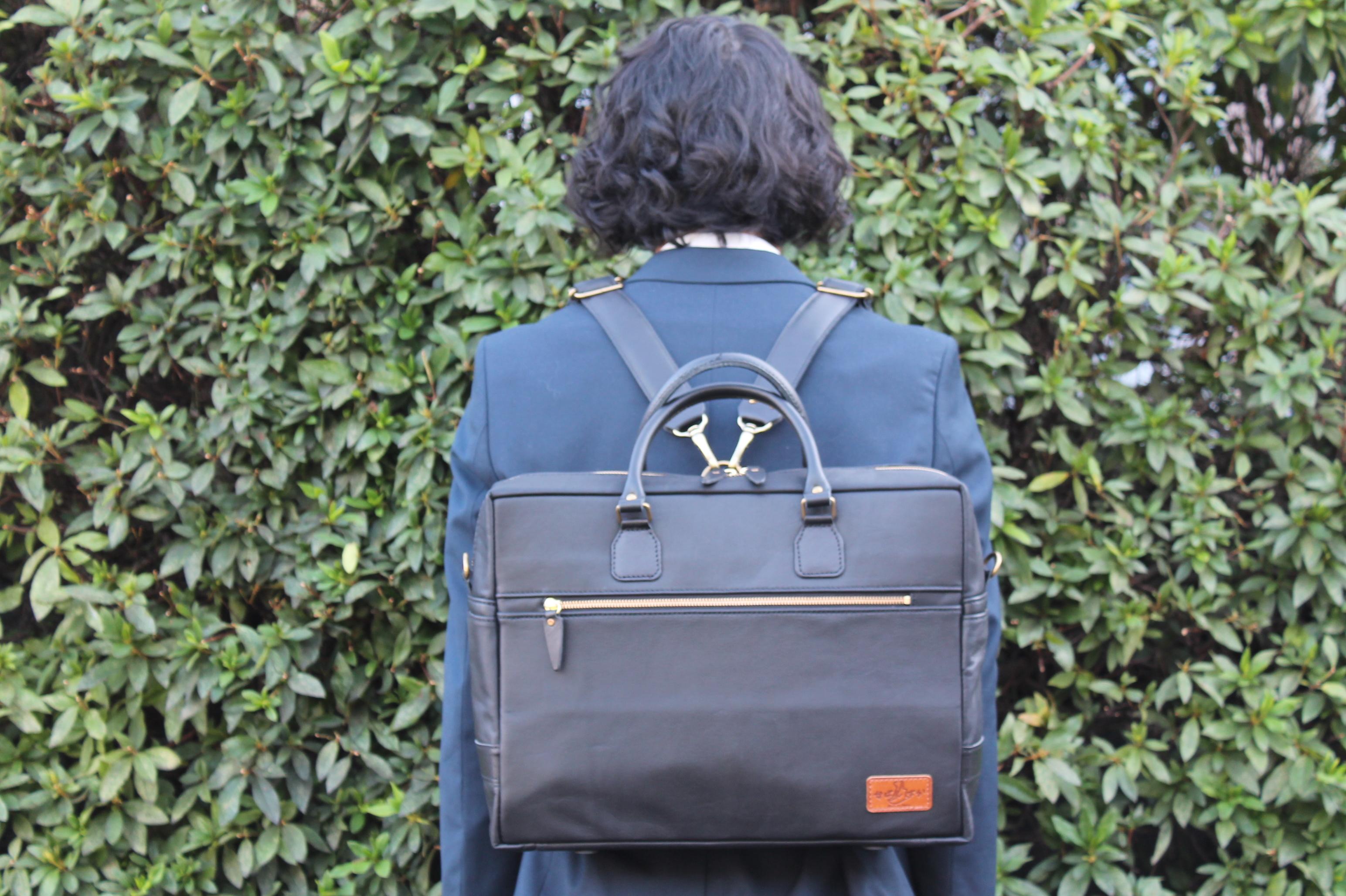 ビジネスバック【3way】リュック・ショルダーバック
