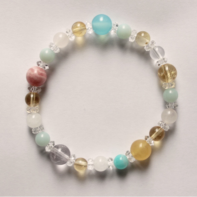 LAKSHMI ラクシュミ gemstone bracelet