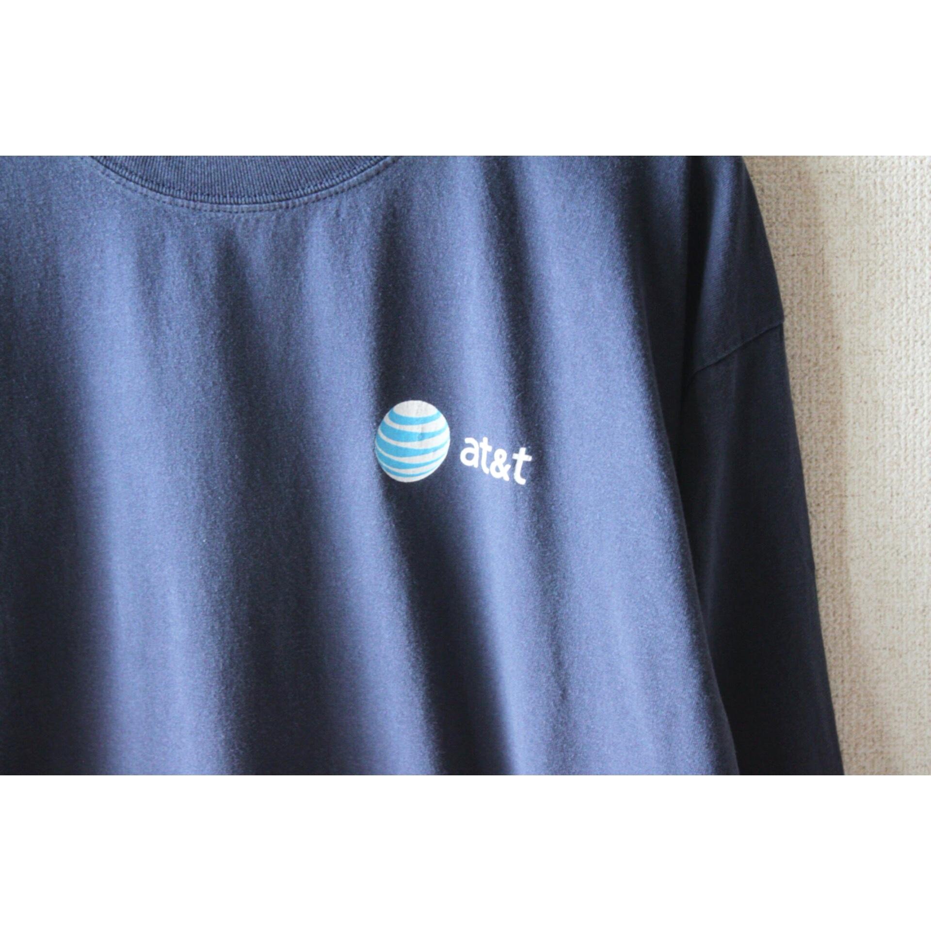 AT&T long sleeve shirt