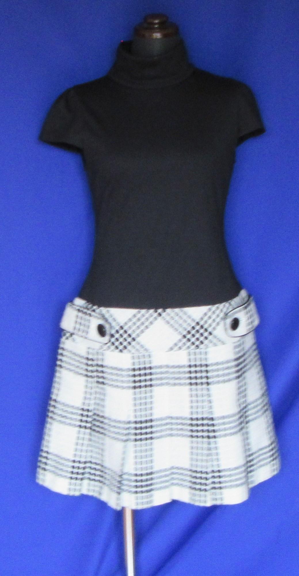 切り替えワンピース 9AR チューリップ袖 ツイード リセール商品