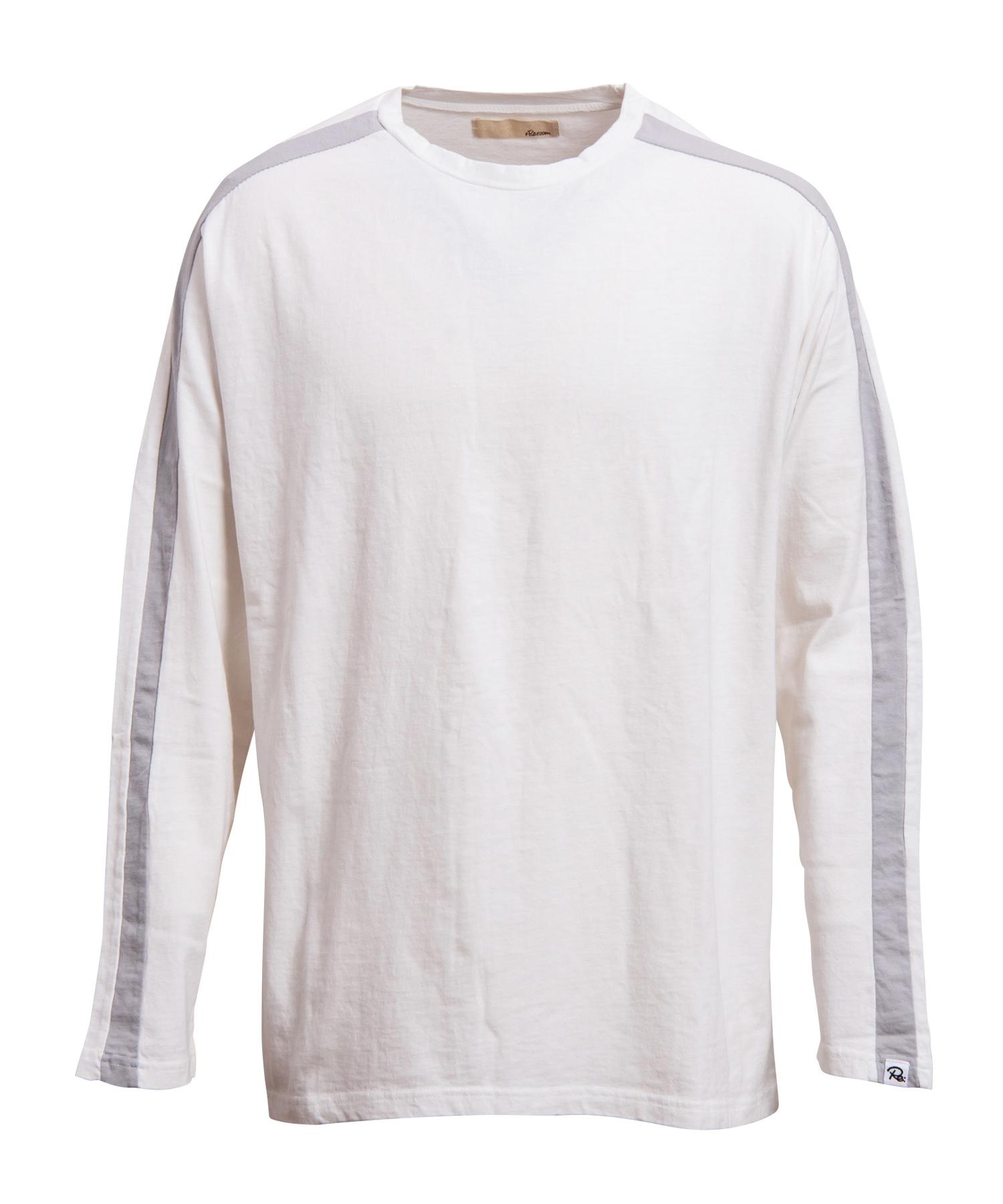 SIDE LINE BIG LONG T-shirts[REC147]