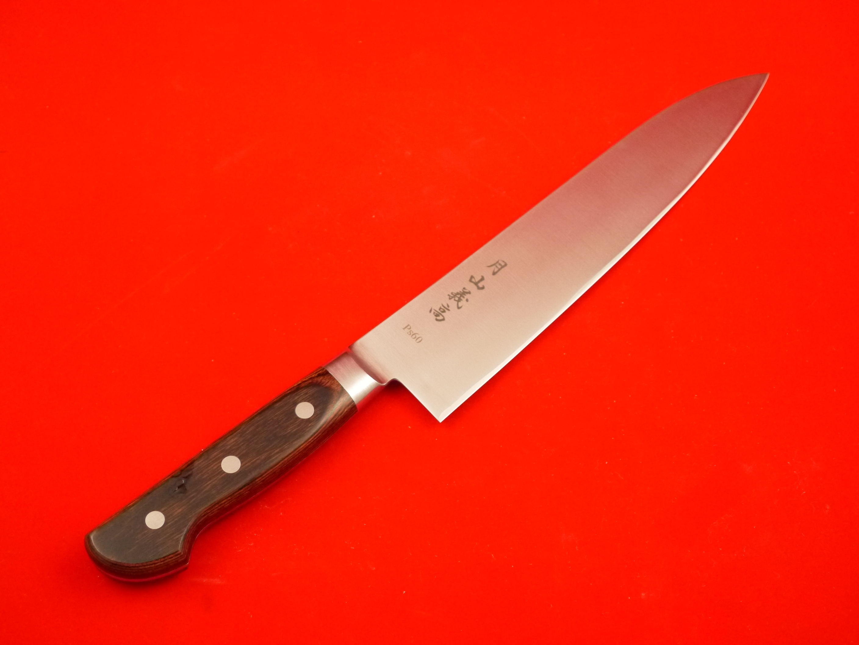 牛刀ステンレス全鋼210mm(七寸)