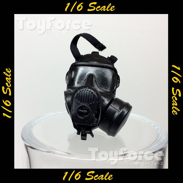 【03909】 1/6 ジャンク ガスマスク