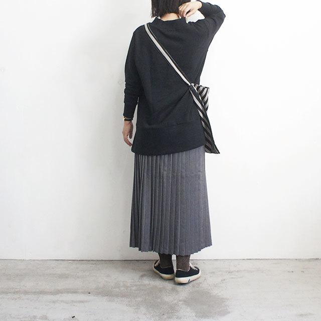 Neu-tral wear life ニュートラルウェアライフ ピグメント裏毛Vネックプルオーバー 【返品交換不可】 (品番n-106)