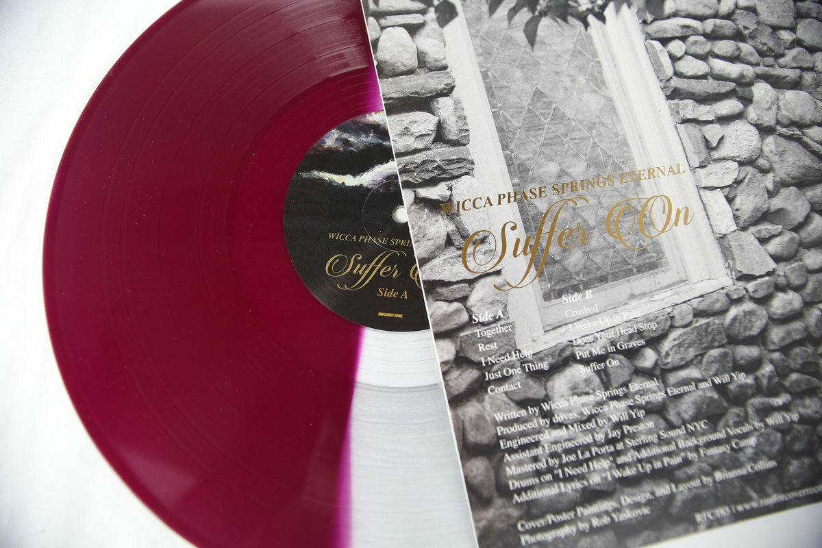 Wicca Phase Springs Eternal / Suffer On(700 Ltd LP)