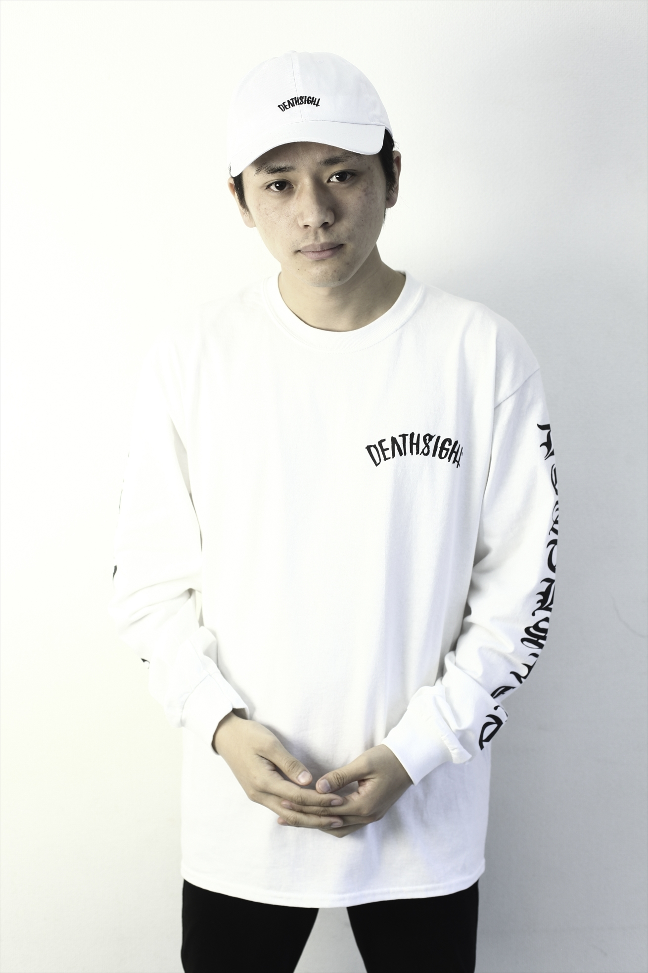 """deathsight""Low Cap / WHITE - 画像5"