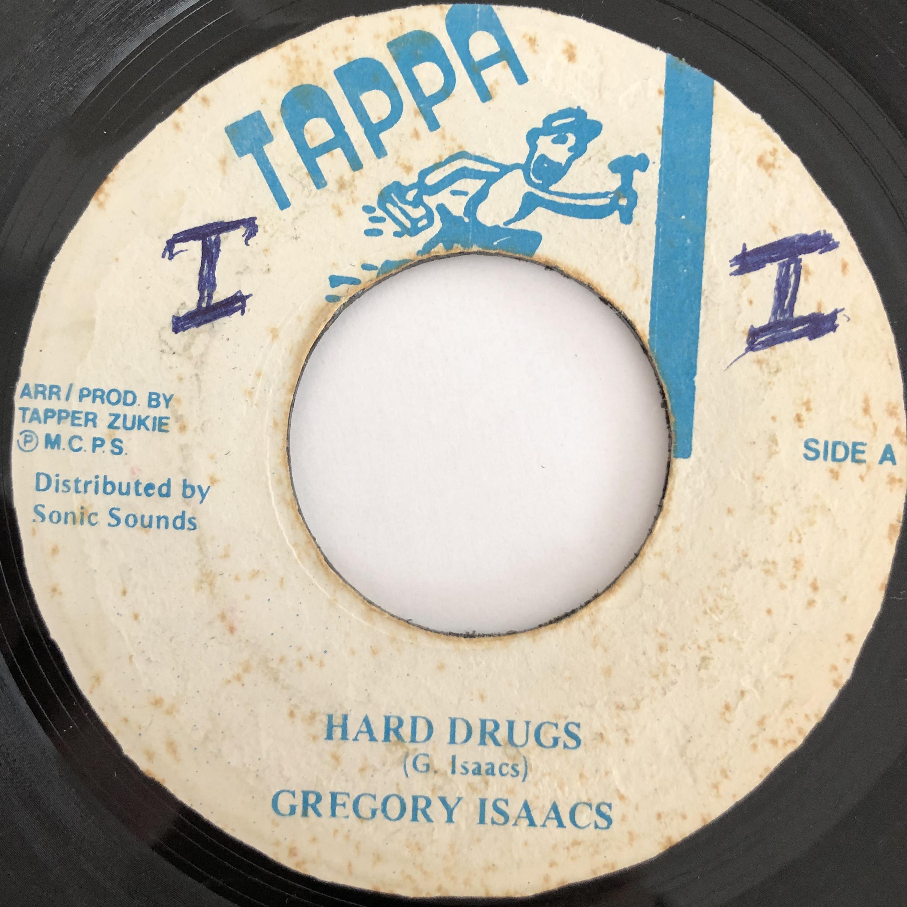 Gregory Isaacs(グレゴリーアイザックス) - Hard Drugs【7-20100】