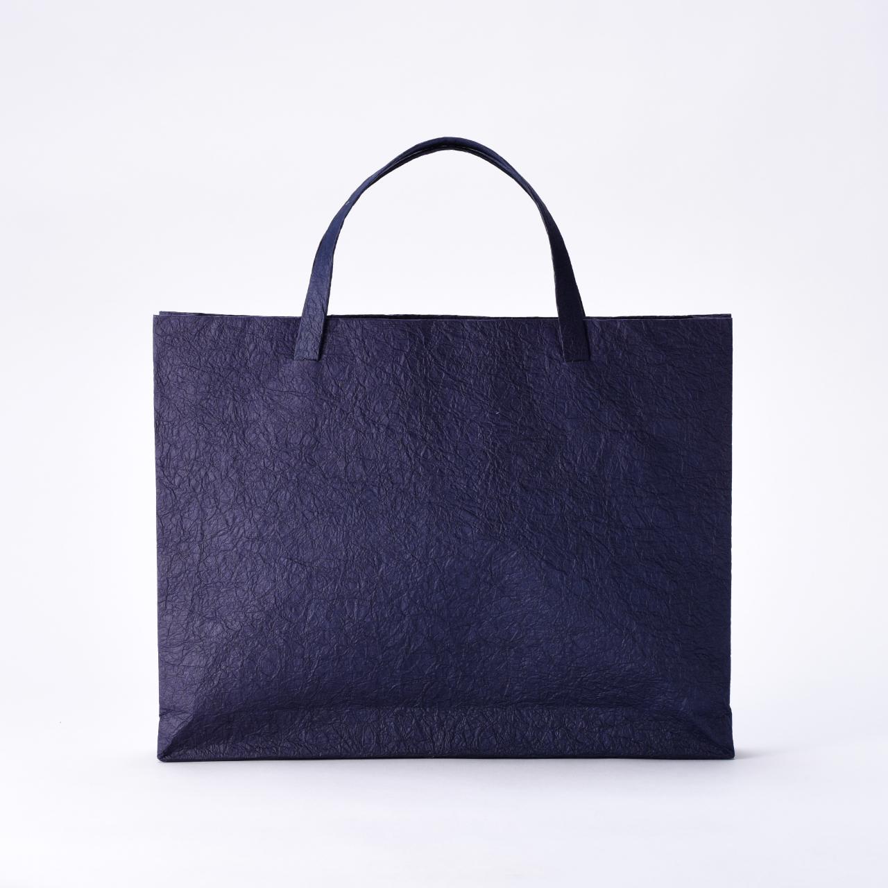 手提げ鞄(紺):抗菌撥水加工済み