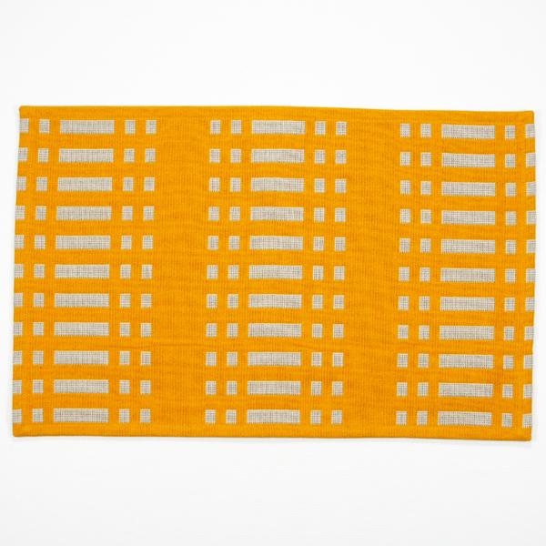 JOHANNA GULLICHSEN Puzzle Mat 5 Nereus Yellow