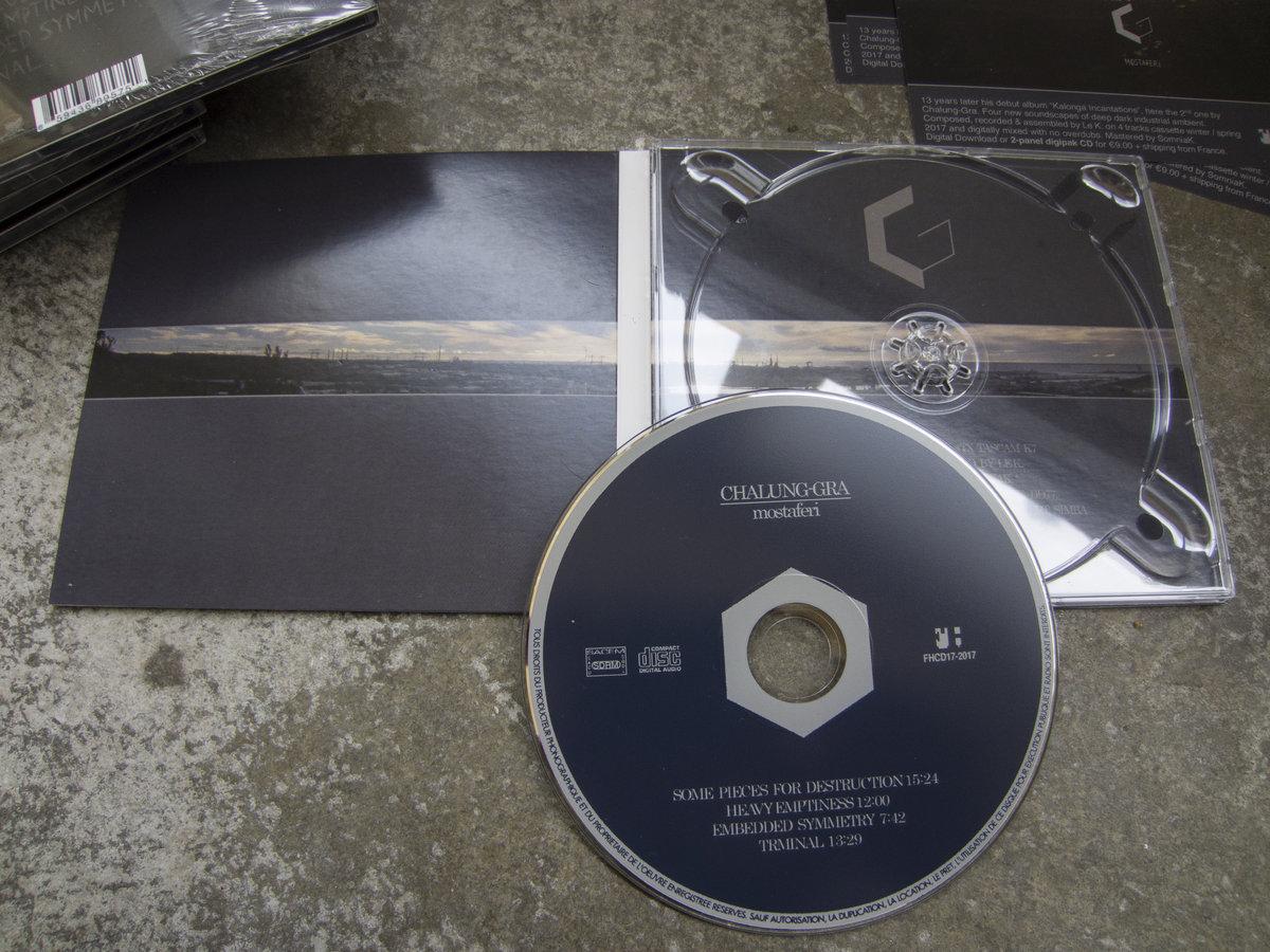 Chalung-Gra - Mostaferi  CD - 画像2
