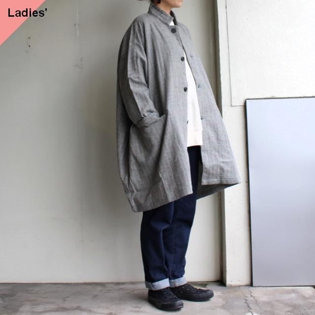 SETTO MARKET JKT STL-JK0085 グレーチェック