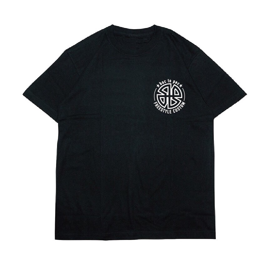FREESTYLE CUSTOM Tee (Black)