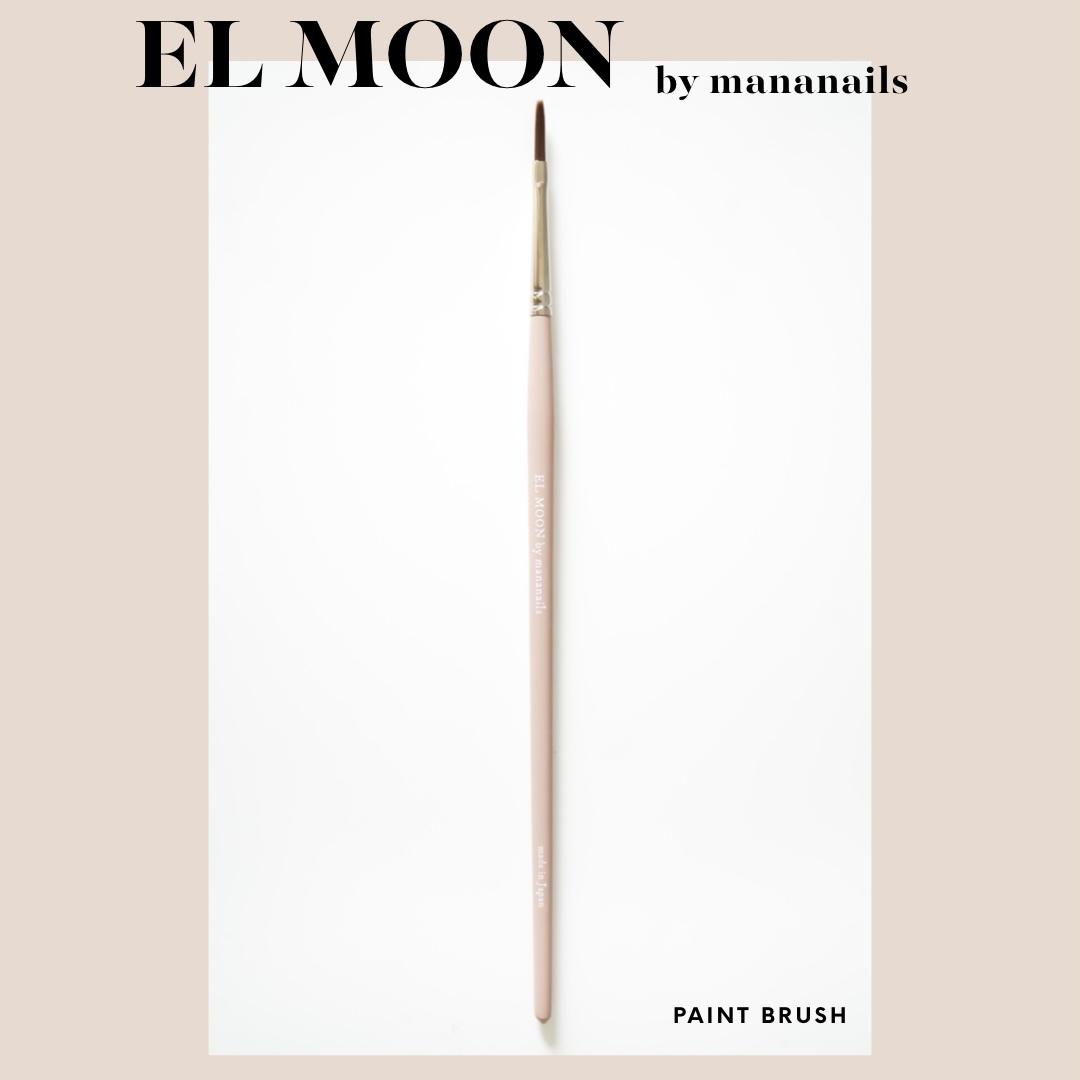 EL MOON by mananails ペイントブラシ