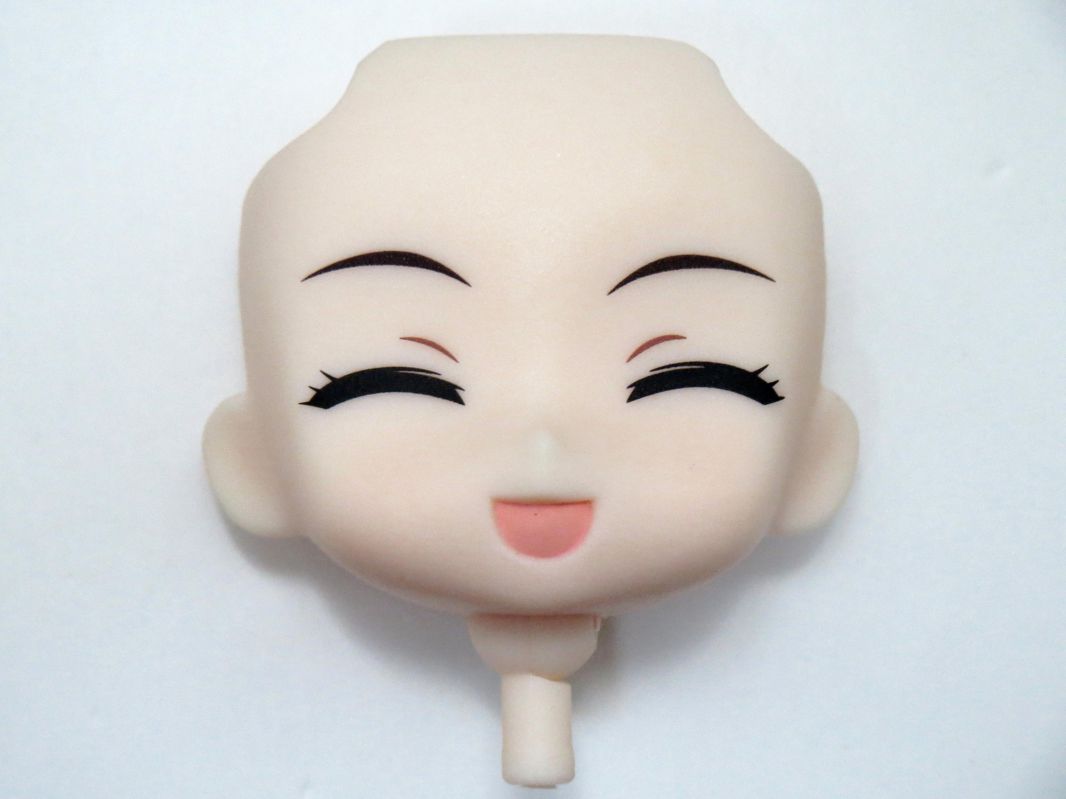 【238】 天城雪子 顔パーツ 爆笑顔 ねんどろいど