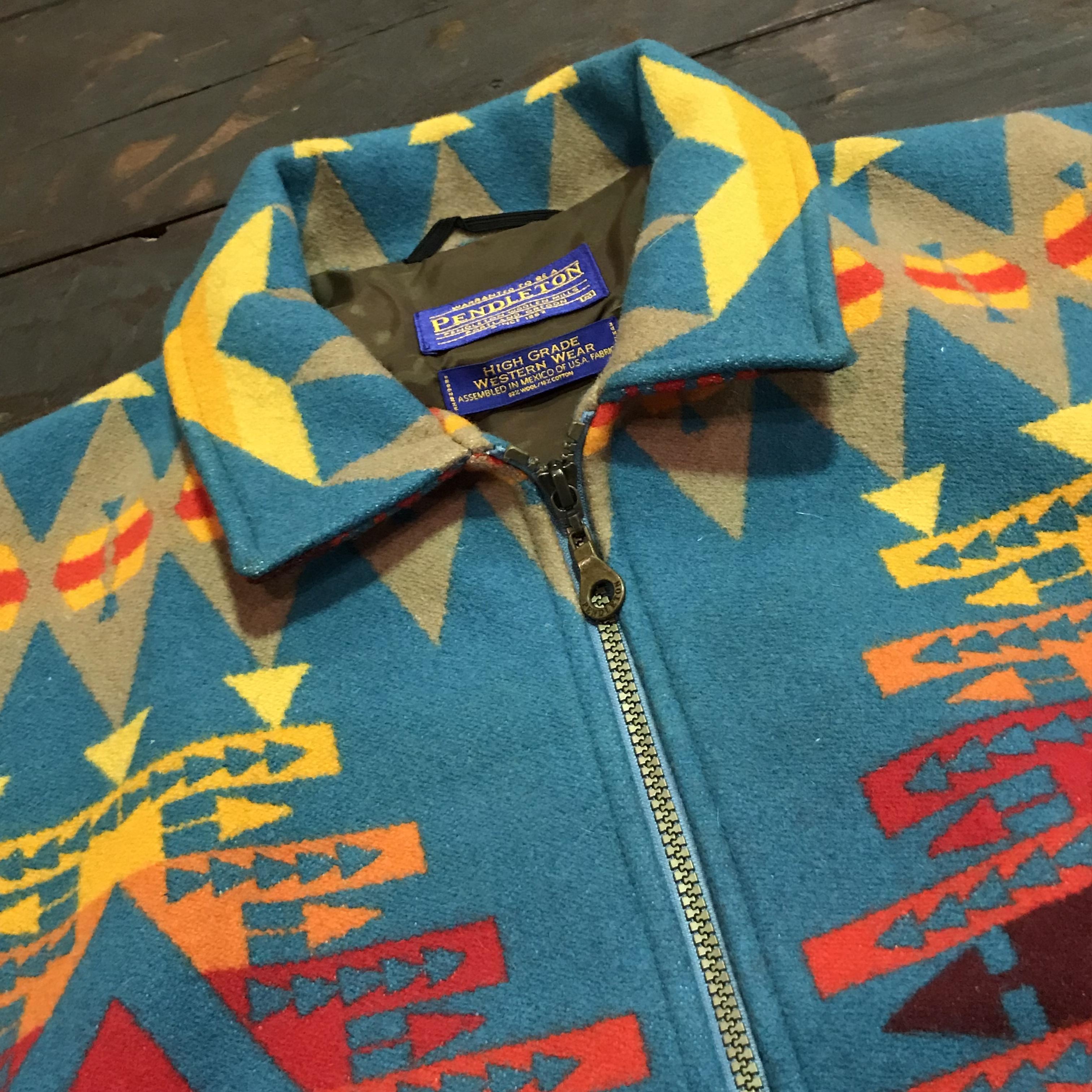 PENDLETON Santafe Jacket【新品】ペンドルトン ウールジャケット