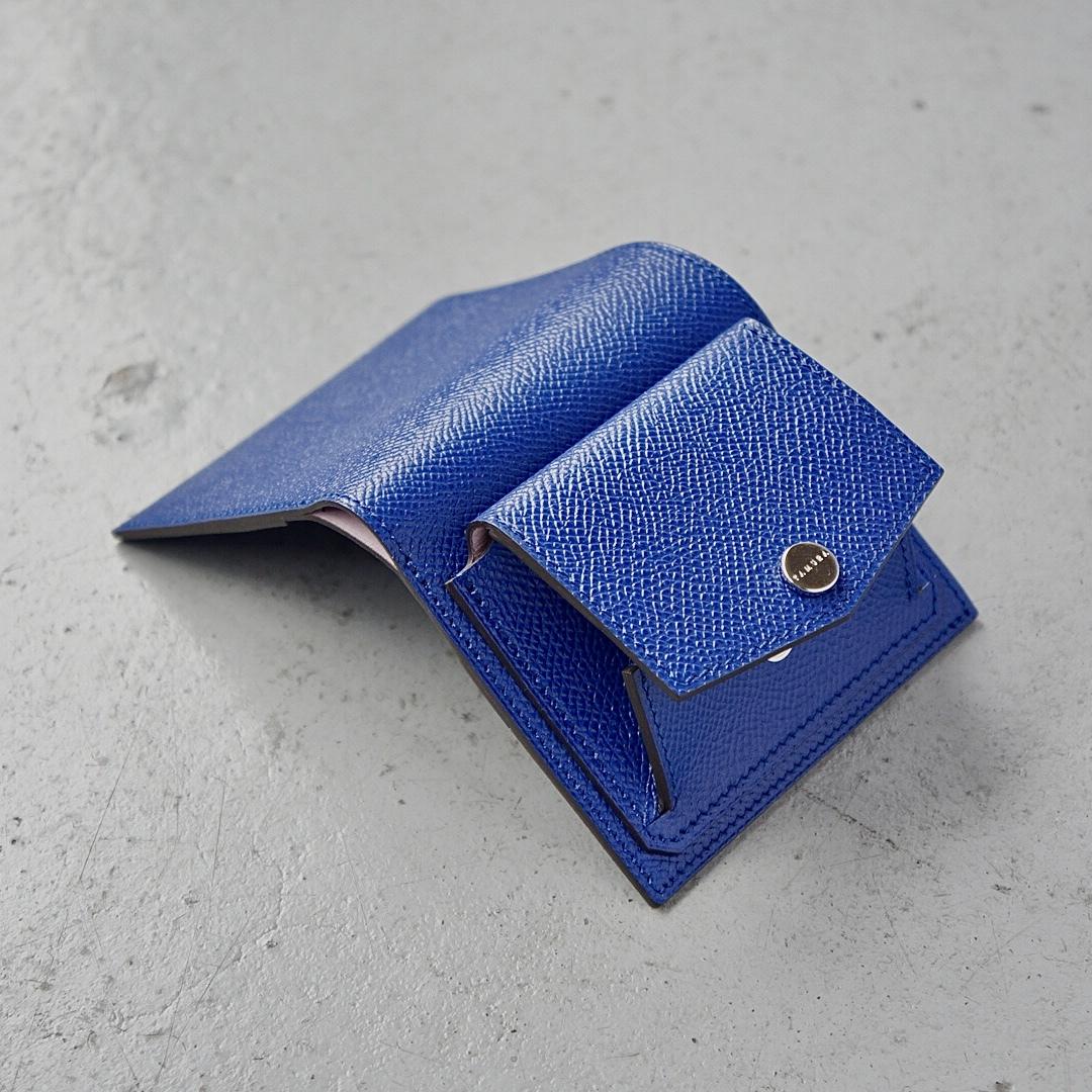 ミニ財布 <Shaula / S - type> ミッドナイトブルー