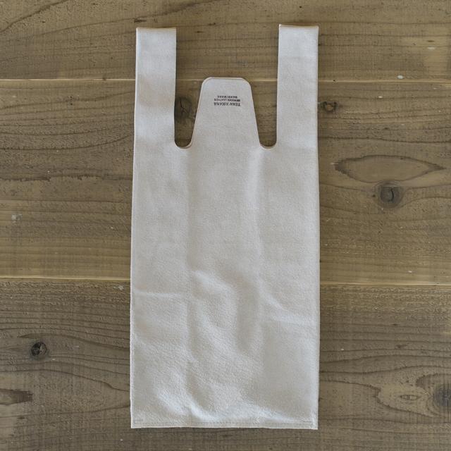 Teha'amana テハマナ Pig suede shopping bag ホワイト