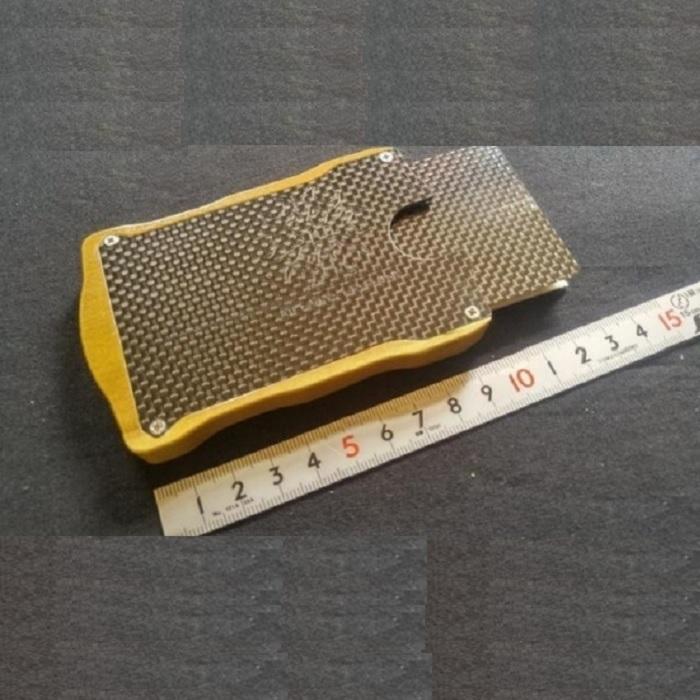 【廃番】カーボン&木製名刺入れ・カードケース