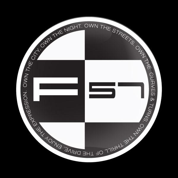 ゴーバッジ(ドーム)(CD1024 - MINI F57) - 画像1