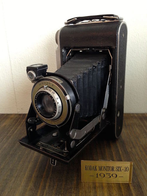 Vintage Camera Kodak Monitor Six-20