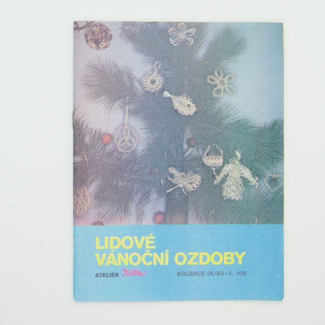 チェコの雑誌「Kveten」vol.102 クリスマスの飾り