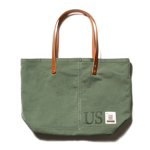 STANDARD CALIFORNIA #Hand Light × SD Military Tote