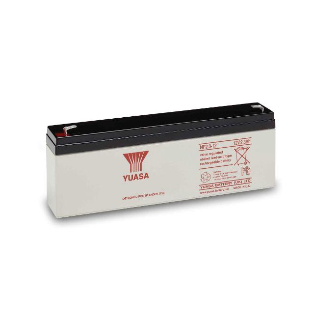 NP2.3-12 GSユアサ製 小形制御弁式鉛蓄電池 NPシリーズ