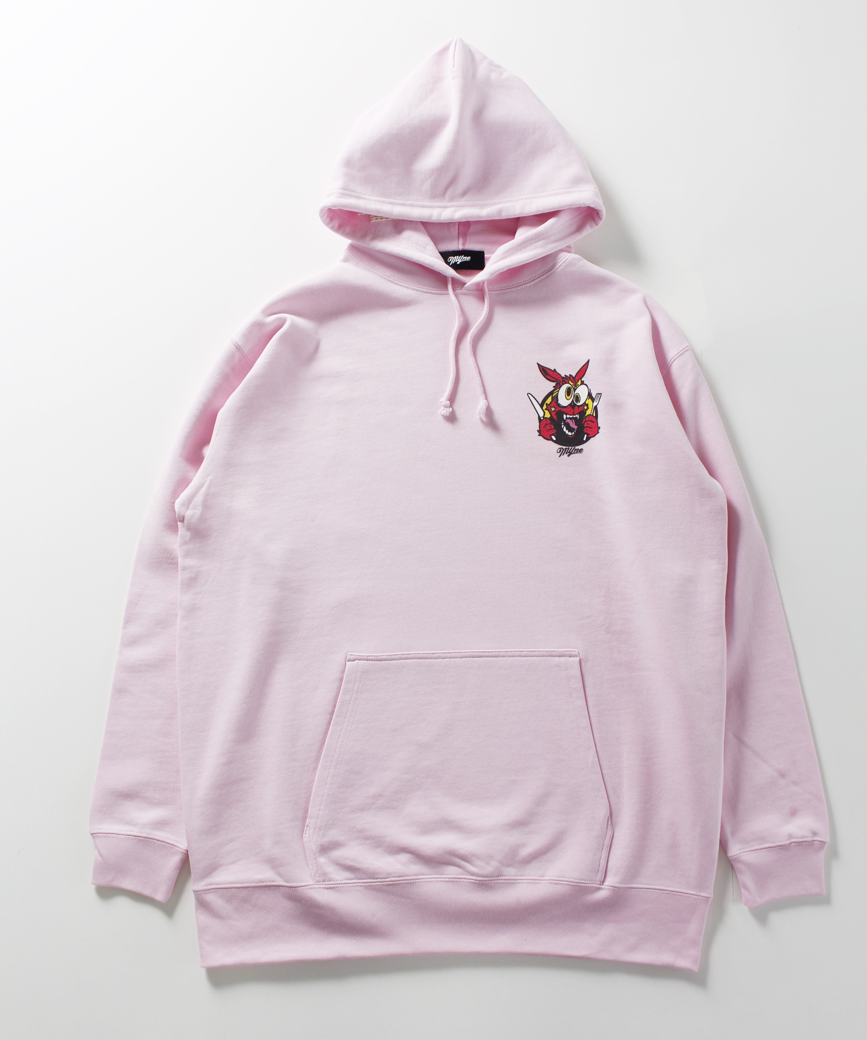 MYne CODEX 別注 Hoodie / PINK - 画像1